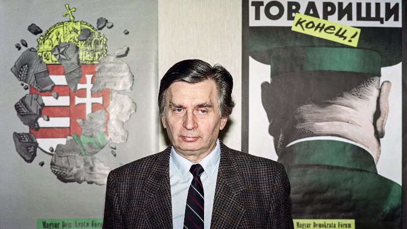 Antall József – Magyar miniszterelnökök