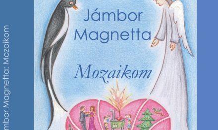 Jámbor Magnetta második kötete is megjelent