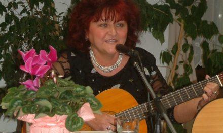 Klotz Mária író, költő bemutatása – Ihlet és lelki virágzás