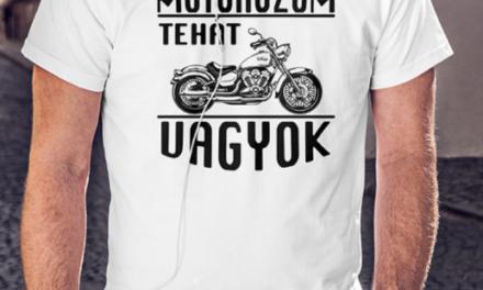 Személyre szóló ajándék a motorozás szerelmeseinek