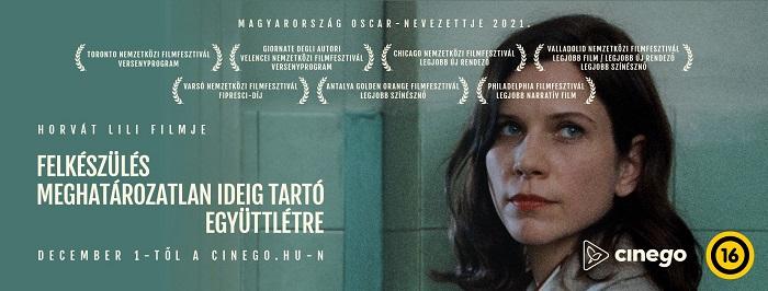 """A """"független Oscar-díj"""" jelöltjei közt Horvát Lili filmje"""