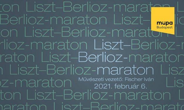Liszt és Berlioz művei a Müpa és a BFZ különleges maratonján