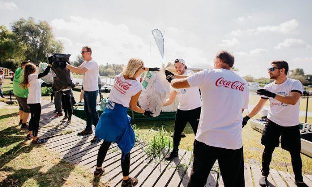 A Coca-Cola és a szelektív hulladékgyűjtés