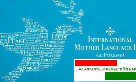 Az anyanyelv nemzetközi napja – Február 21.