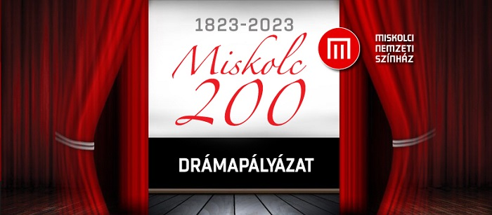 Miskolc 200 – drámapályázat