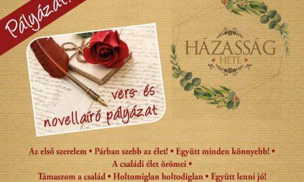 A Házasság Hete versben, novellában, rajzban