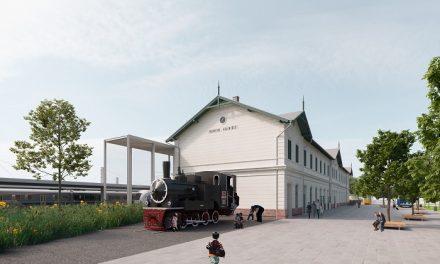 137 éves a Budapest-Kelenföld vasútállomás indóháza