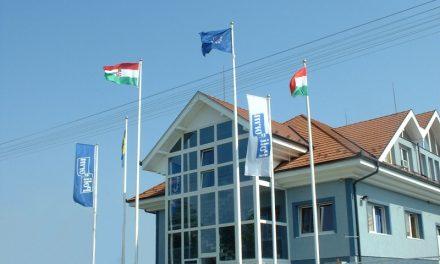 Gyorsan elhasználódnak a magyar zászlók