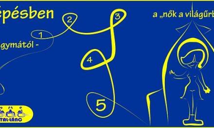 Szent Antal-lánc játék – Második kihívás a Nőnap okán!