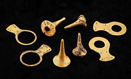 6000 éves aranyleletek Borsodban