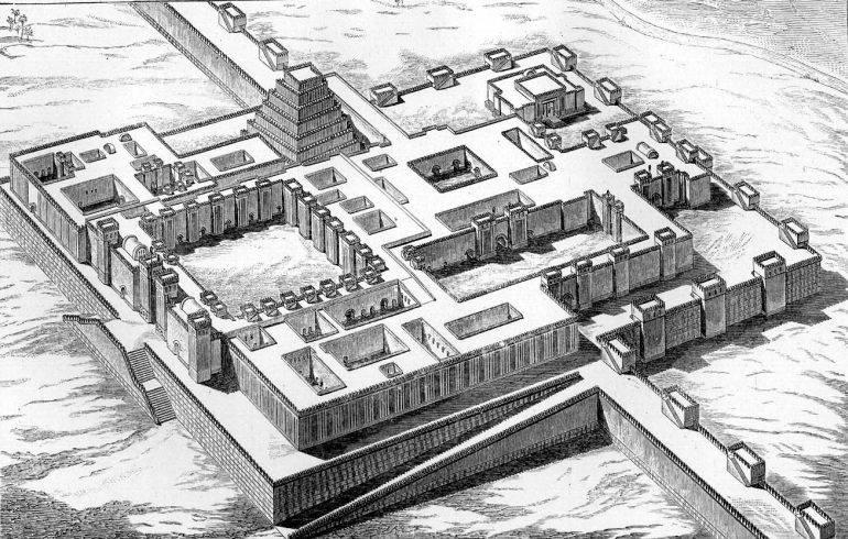 Az ókor nagyjai 13. – II. Szárgon asszír király