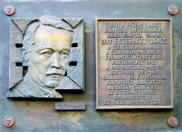 Esterházy Emlékév – A mártír politikusra emlékezünk