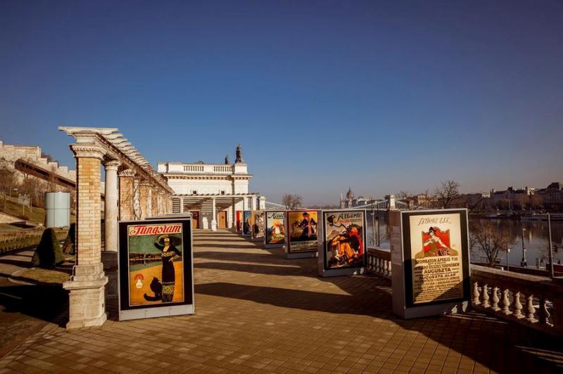 Faragó Géza – Egy szabadtéri kiállítás képei