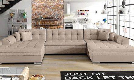 Mikor válasszunk U-alakú kanapét?