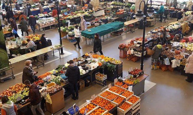 Közlemény a Kecskeméti Piacok nyitvatartásáról
