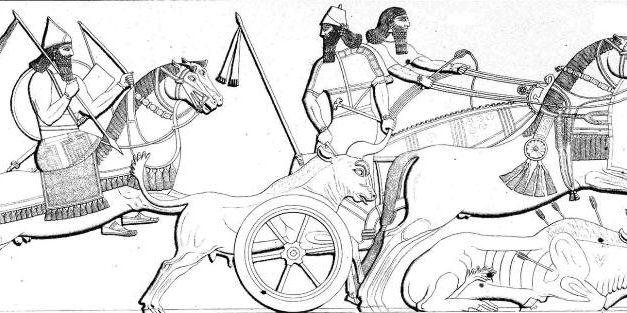 II. Assur-Nászir-Apli – Az ókor nagyjai sorozat