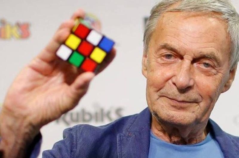 Rubik Ernő – A MI KOCKÁNK a rejtvényekről szó