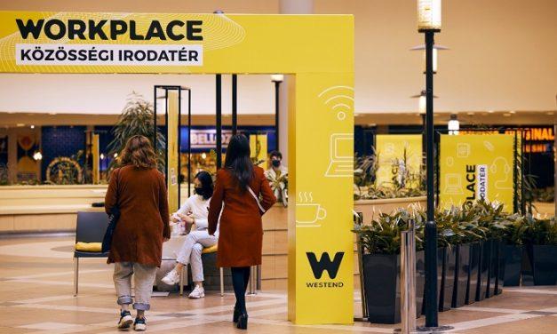 Westend Workplace – Itt a helyed!