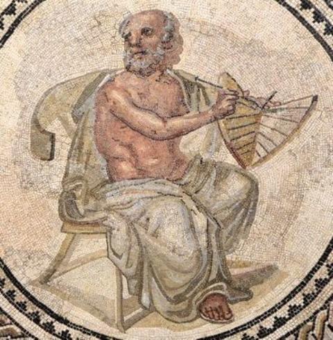 Anaximandrosz görög filozófus – Az ókor nagyjai 17.