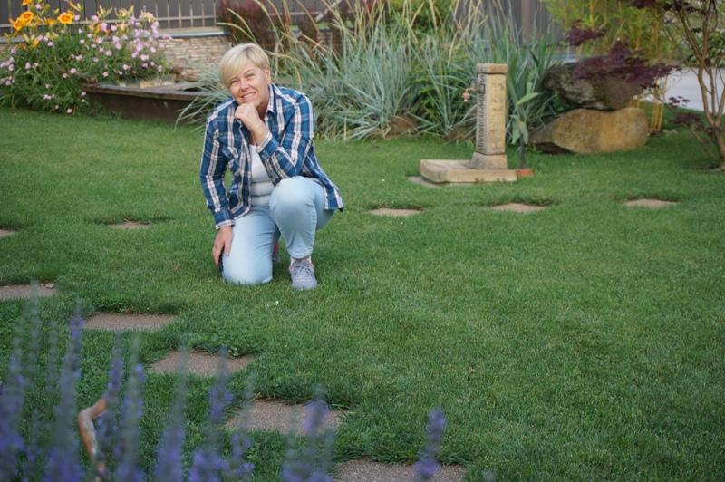 Így lesz nyáron bámulatos a gyep a kertben