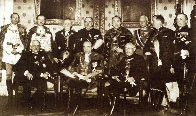 Imrédy Béla – Magyar miniszterelnökök