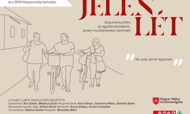 Jelenlét – Dokumentumfilm a Magyar Máltai Szeretetszolgálat társadalmi vállalkozásairól