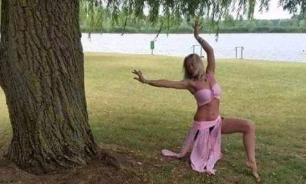 Jennifer, a közismert táncos folytatja karitatív munkáját
