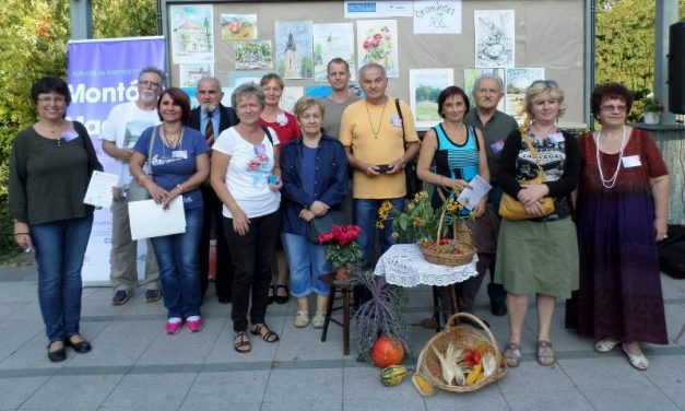 Az Örömfestők és a Montázsmagazin
