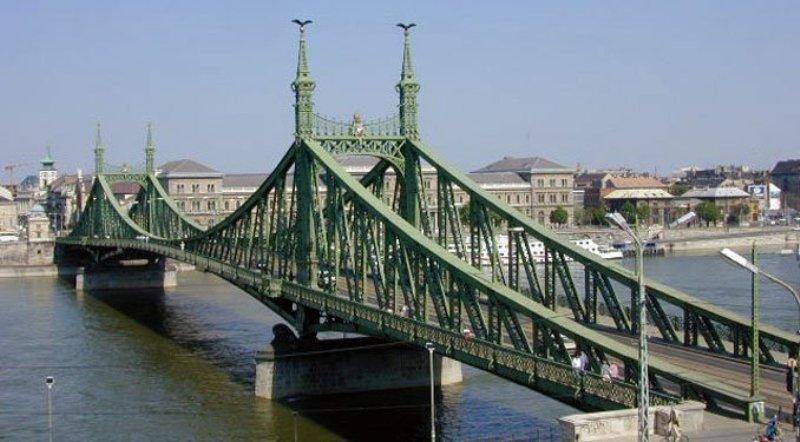 115 éves a budapesti Szabadság híd