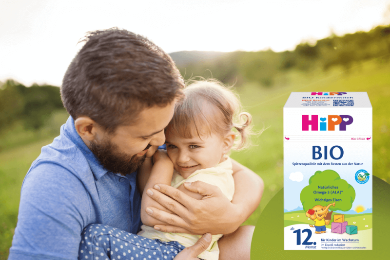 Egy éves kor után is fontos a tejalapú táplálás a babáknál