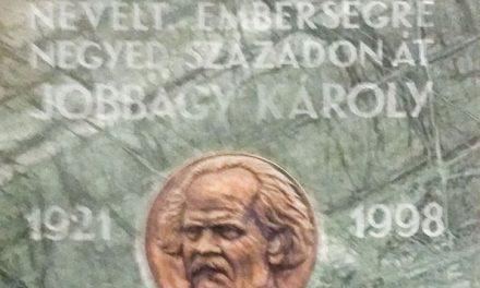 """Aki féltve művelte """"fuldokló"""" anyanyelvét – Száz éve született Jobbágy Károly"""