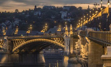 145 éves a budapesti Margit híd