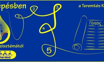 5 lépésben… 11.0 Szent Antal-lánc az ökoszisztémától a Teremtés könyvéig