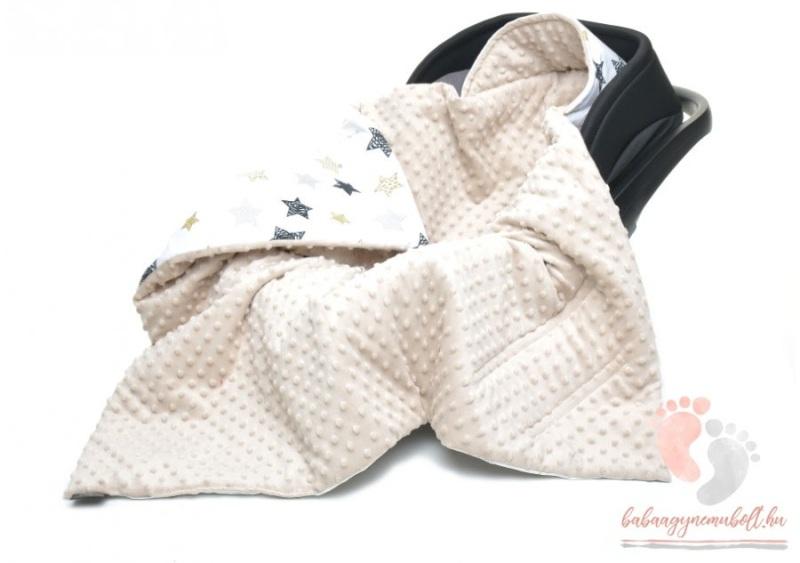 Babatextilek, amiből sohasem elég: babatakaró és textilpelenka