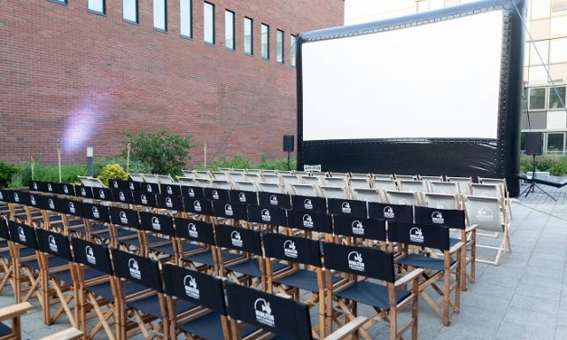 Csúcstechnika a csillagok alatt – két új szabadtéri mozi Budapesten