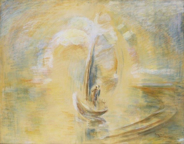 Egry József, a Balaton festője 70 éve halt meg