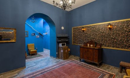 Tiltott Zug – Harry Potter-filmeket idéző varázslatos helyszín nyílt Budapest belvárosa alatt