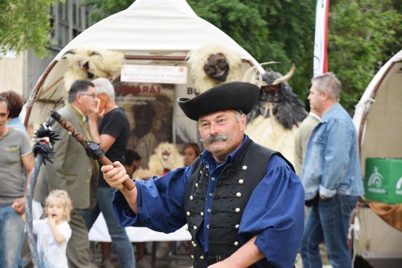 Hungarikum Fesztivál Kecskemét Főterén