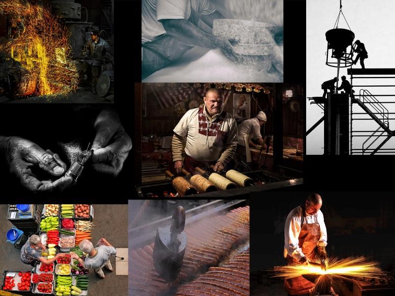 A Munka világa – Az Iparkamara fotópályázata