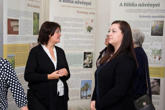 A Biblia növényei az Apor Vilmos Főiskolán