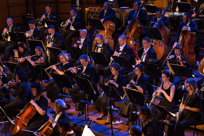 A Nemzeti Filharmonikusok szlogenje: Vidd tovább a dallamot!