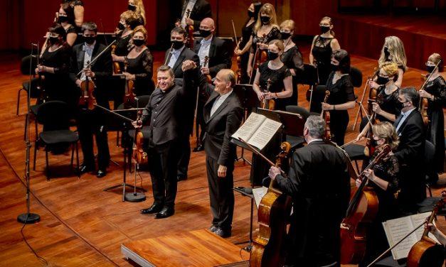 Maxim Vengerov és a MÁV Szimfonikusok ünnepi hangversenye a pécsi Kodály Központban