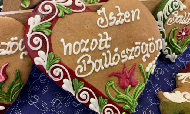 Legyen vendégünk október 16-án a Ballószögi Értékjáró Sétán!