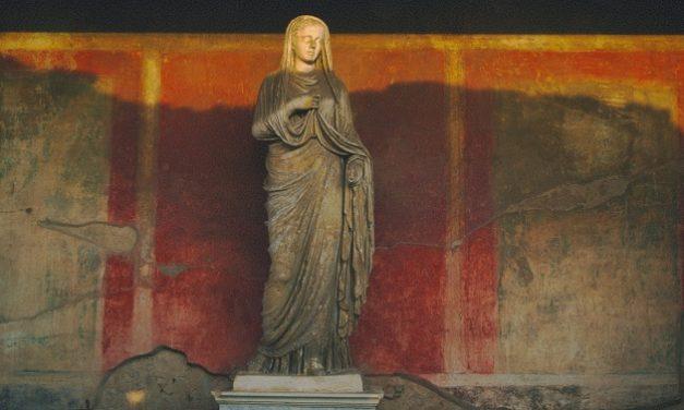 Pompeji – A bűnös város története és művészete a mozivásznon