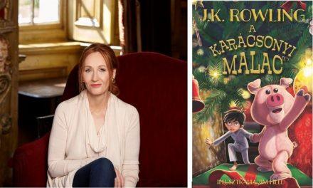 Világpremier! Megjelent a Harry Potter szerzőjének új regénye!